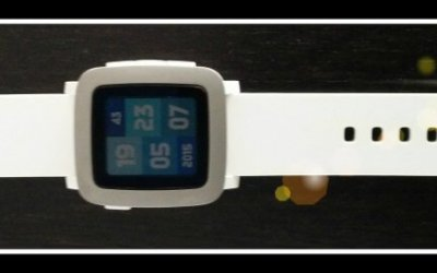 Pebble Time Smartwatch, also for women and more. Review. PluckyPick No 52