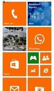 Windows Phone Launcher
