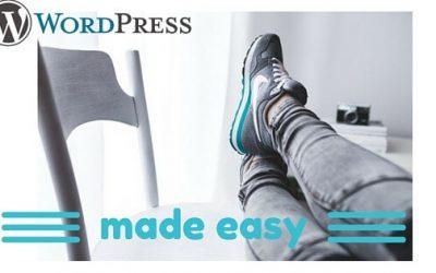 Hoe ik WordPress heb geleerd, of: Had ik maar…