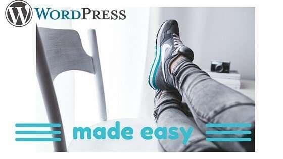 wordpress, waarom moeilijk als het ook makkelijk kan?