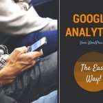 Google Analytics voor WordPress instellen - Je bezoekersaantallen meten