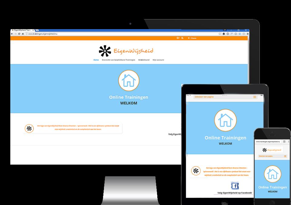 Online WordPress Cursus MÉT SUPPORT