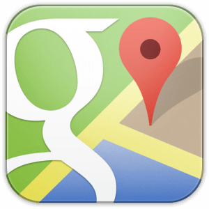 google maps functies