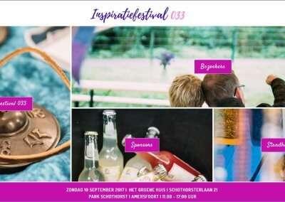 inspiratiefestival.nl - Sponsorsite