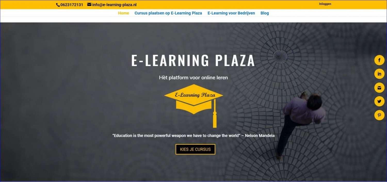 E-Learning-Plaza.nl -  Het e-Learning platform van EigenWijsheid