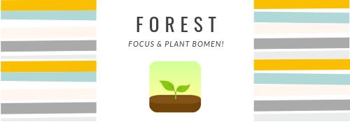 EigenWijsheid Webservices Amersfoort - interessante apps - forest
