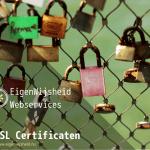 SSL certificaat - hangslotje voor je website